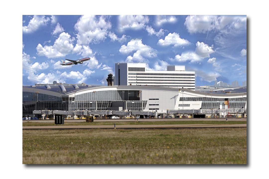 达拉斯-沃思堡国际机场
