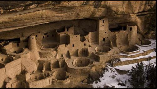梅萨维德国家公园 世界12大名胜古迹之一_美闻网-美国