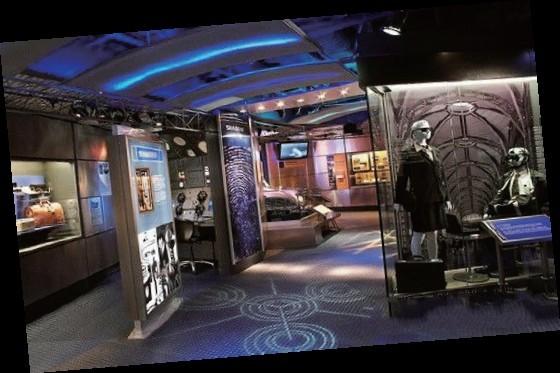 神秘的间谍博物馆