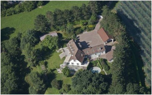 Formula One Legend Michael Schumacher With His Family Moved To New Luxury Mansion On Lake Geneva Which Lies Just 25 Kilometers Away From Old
