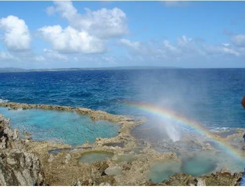 塞班岛(saipan island) 西太平洋上的明珠