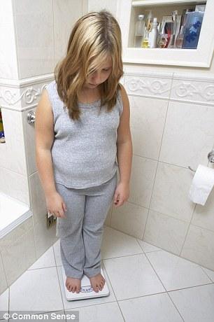 有必要吗?调查:美国八成10岁小女孩正节食减肥
