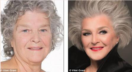普通人可以掌握好化妆技术成为明星